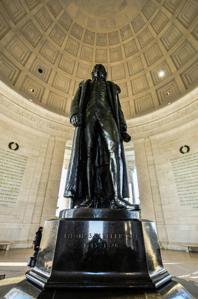 Photograph - Jefferson Memorial Lll by Stewart Helberg