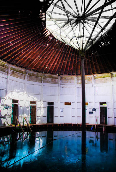 Photograph - Jefferson Mineral Pools by Karen Wiles