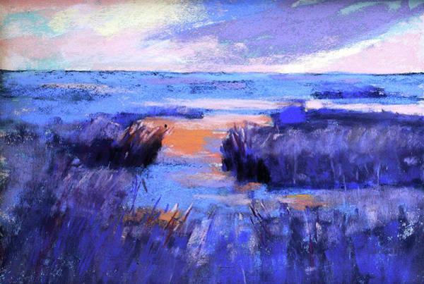 Jekyll Island Painting - Jekyll Island Lowlands by Kathleen Hartman
