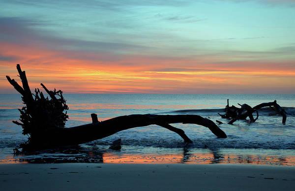 Photograph - Jekyll Island Sunrise 2016a by Bruce Gourley