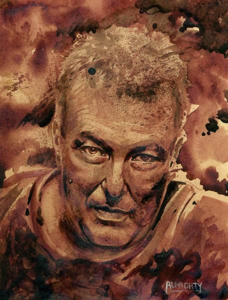 It Professional Painting - Jello Biafra - 1 by Ryan Almighty