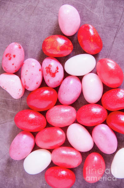 Photograph - Jelly Beans 5 by Andrea Anderegg