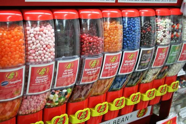 Jelly Belly Photograph - Jelly Bellies by Flo McKinley