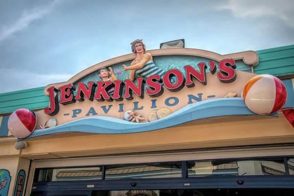 Photograph - Jenkinson's Pavilion by Kristia Adams