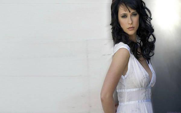 Fashion Digital Art - Jennifer Love Hewitt by Maye Loeser