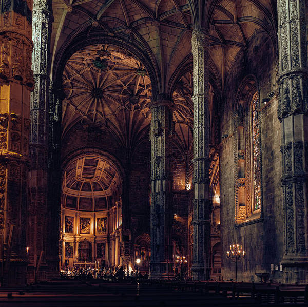 Photograph - Jeronimos Monastery by Nisah Cheatham
