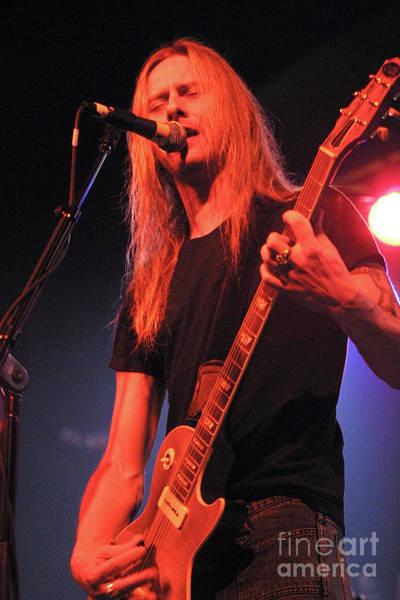 Wall Art - Photograph - Guitarist Jerry Cantrell by Concert Photos