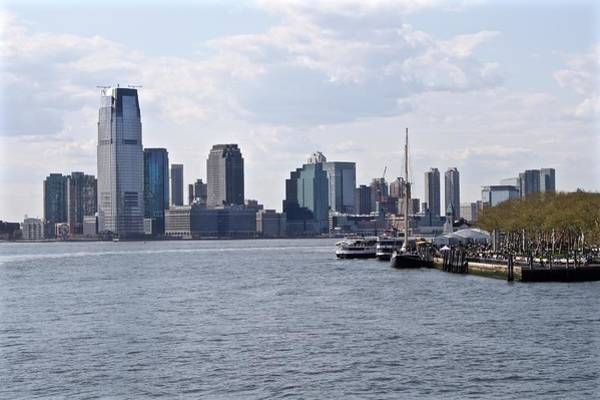 Photograph - Jersey City by Flavia Westerwelle