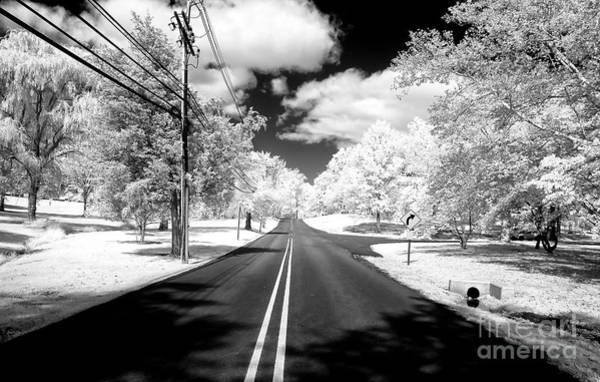 Wall Art - Photograph - Jersey Road Infrared by John Rizzuto