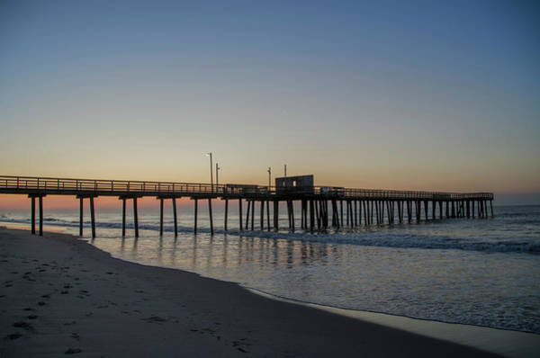 Photograph - Jersey Shore - 14th Street Pier Ocean City by Bill Cannon