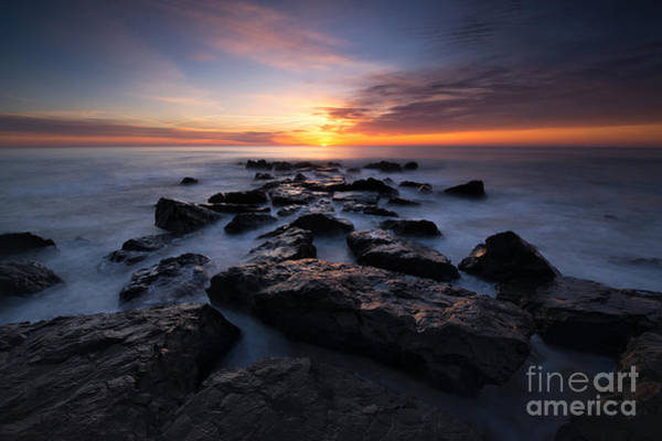 Wall Art - Photograph - Jersey Shore Sunrise by Michael Ver Sprill