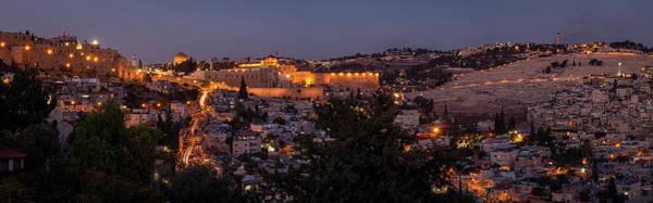 Photograph - Jerusalem by Brad Boland