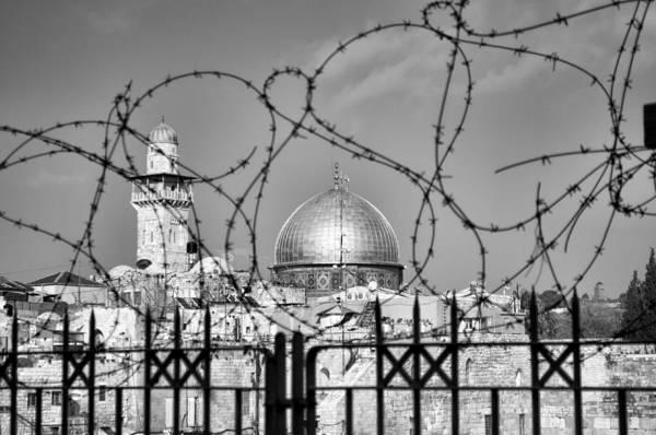 Church Of The Holy Sepulcher Photograph - Jerusalem Western Wall by Josue Ruiz