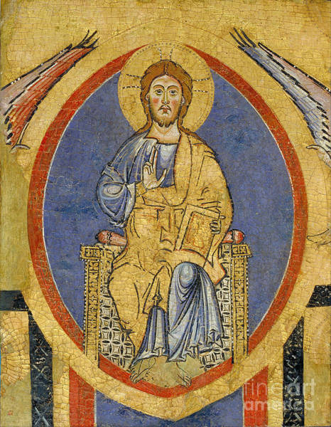 Painting - Jesus by Celestial Images