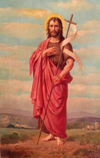 Truth Painting - Jesus Christ by Gregory Perillo