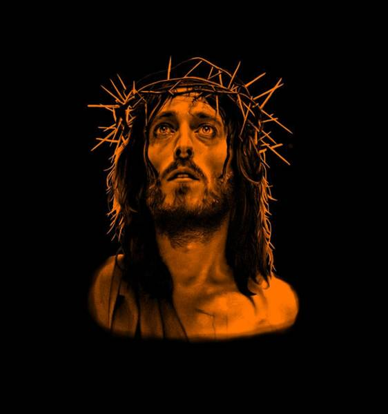 Digital Art - Jesus Christ Our Savior  by Movie Poster Prints