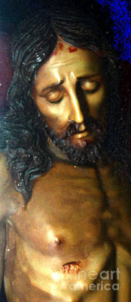 Photograph - Jesus by Gregory Dyer