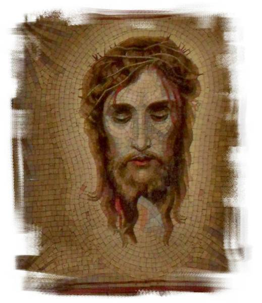 Wall Art - Photograph - Jesus II by Rose Guay