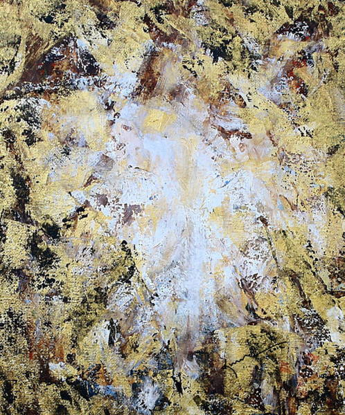 Wall Art - Painting - Jesus In Disguise by Kume Bryant