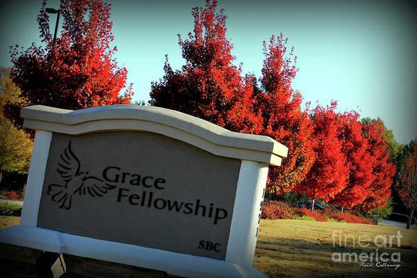 Photograph - Jesus Lovers 2 Grace Fellowship Church Art by Reid Callaway