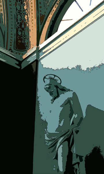 Lamb Of God Wall Art - Photograph - Jesus by Mindy Newman