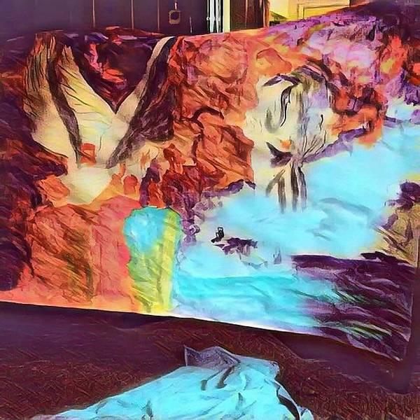 Wall Art - Painting - Jesus Returns by Love Art Wonders By God