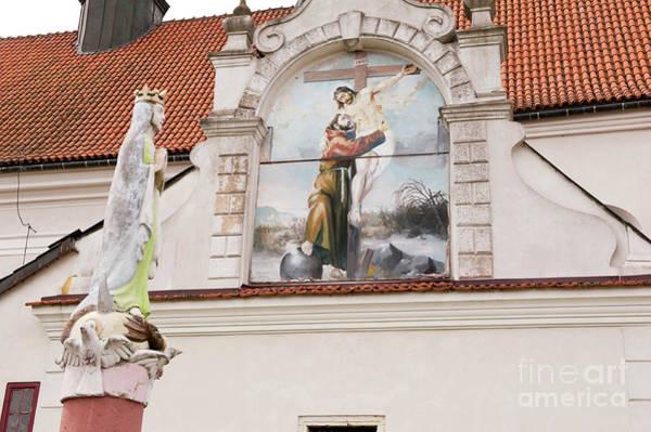 Wall Art - Photograph - Jesus Taken Down From Cross by Arletta Cwalina