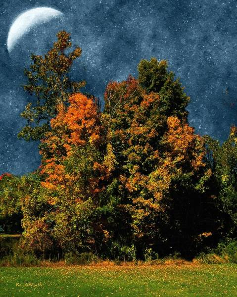 Painting - Jewelled Sky by RC DeWinter