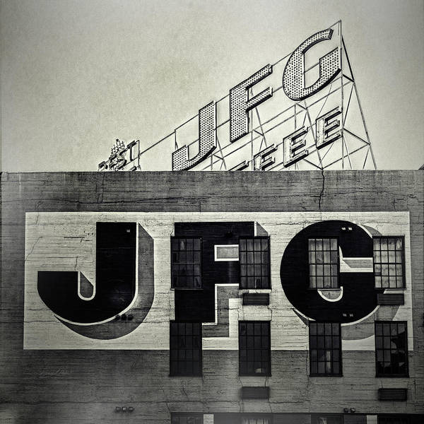 Photograph - Jfg Building Old Style by Sharon Popek
