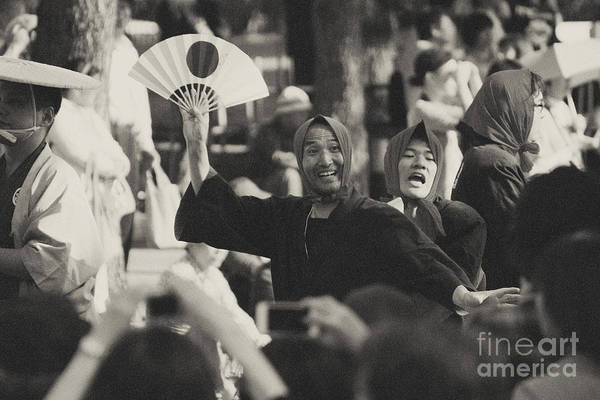 The Joker Photograph - Jidai Matsuri Xix by Cassandra Buckley