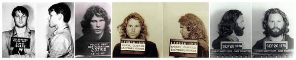 Wall Art - Photograph - Jim Morrison - Coming Of Age by Daniel Hagerman