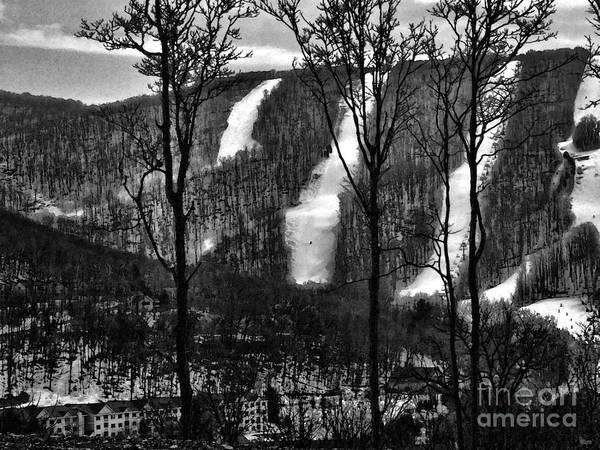 Photograph - Jiminy Peak by Jeff Breiman