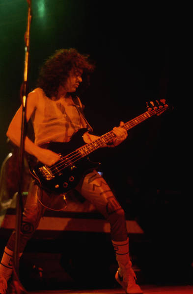 Photograph - Jimmy Bain by Rich Fuscia