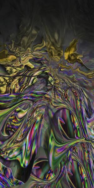 Digital Art - Jingle Pete Senior by Steve Sperry