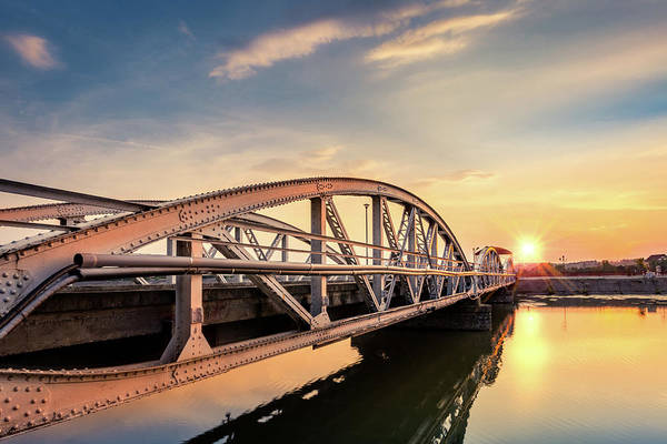 Photograph - Jiu Bridge by Mihai Andritoiu