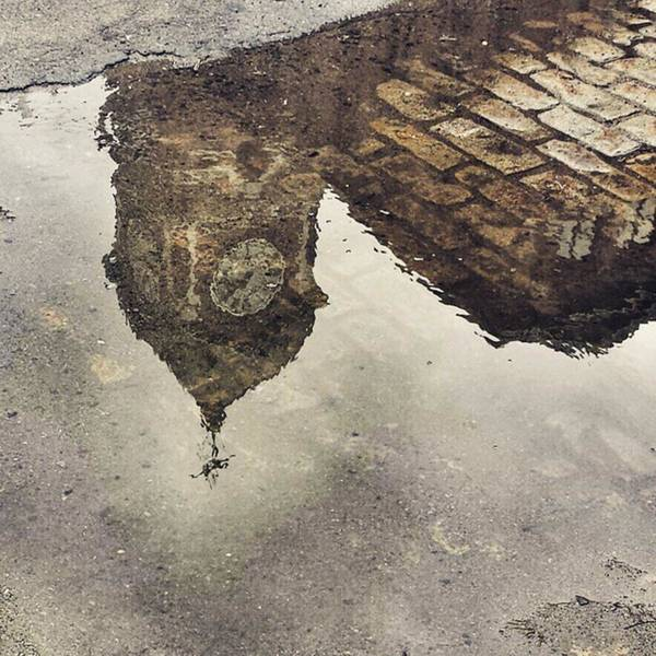 Photograph - #jj_forum_1170 #puddlegram #ayermill by Tricia Elliott