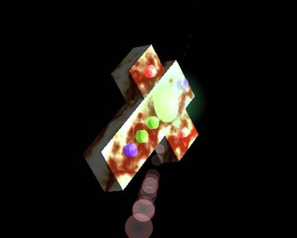 Easter Sunday Digital Art - Jo Mari's Cross 9 by Jo Mari Montesa
