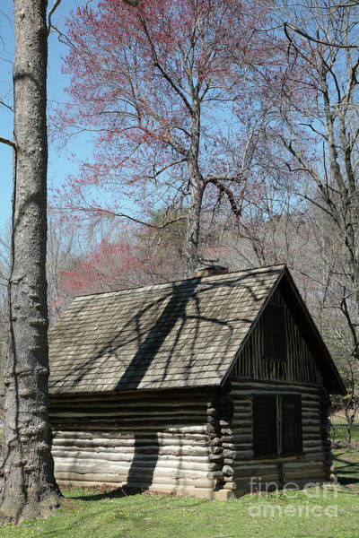 Photograph - Joaquin Miller Cabin In Rock Creek Park In Washington Dc by William Kuta