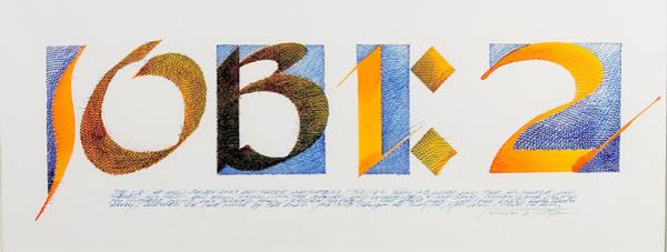 Complimentary Colors Mixed Media - Job by John Morris