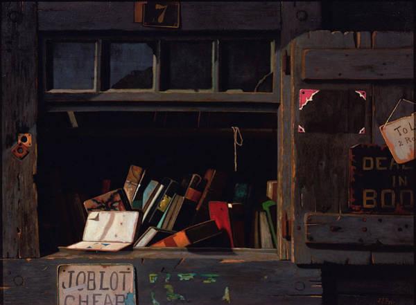 The Horseshoe Wall Art - Painting - Job Lot Cheap by John Frederick Peto