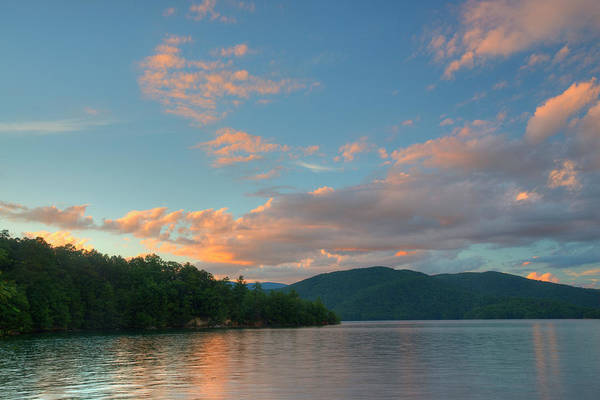 Photograph - Jocassee 8 by David Waldrop