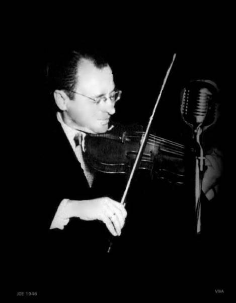 Photograph - Joe 1946 by VIVA Anderson