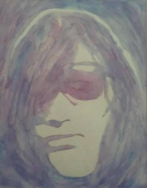 Joey Ramone Art Print by Sheila Renee Parker