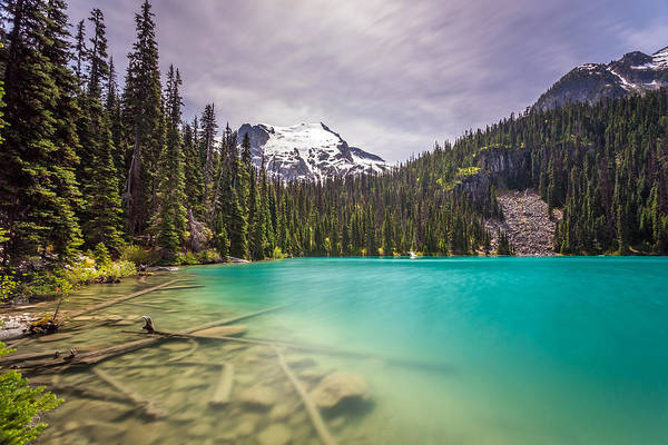 Photograph - Joffre Lakes Bc by Pierre Leclerc Photography