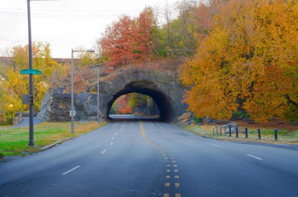 Wall Art - Photograph - John B Kelly Drive In Autumn by Bill Cannon
