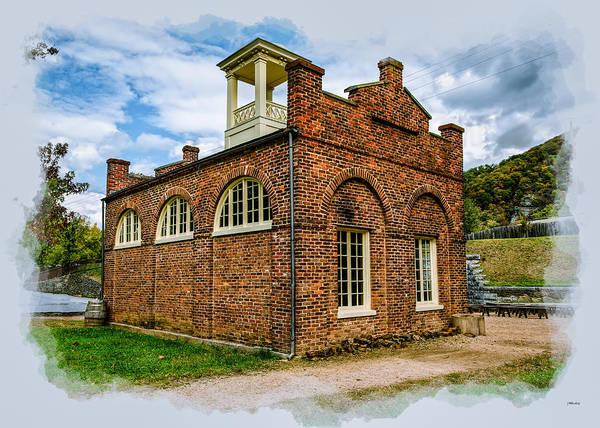 Photograph - John Brown Fort by John M Bailey