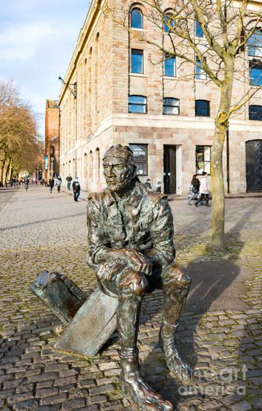 Photograph - John Cabot Statue, Bristol by Colin Rayner