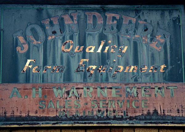 Photograph - John Deere Quality by Kenneth Campbell