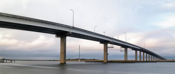Photograph - John Gorrie Memorial Bridge by Nicholas Blackwell