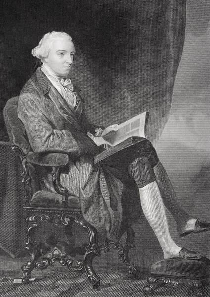 Alonzo Drawing - John Hancock 1737-1793. American by Vintage Design Pics